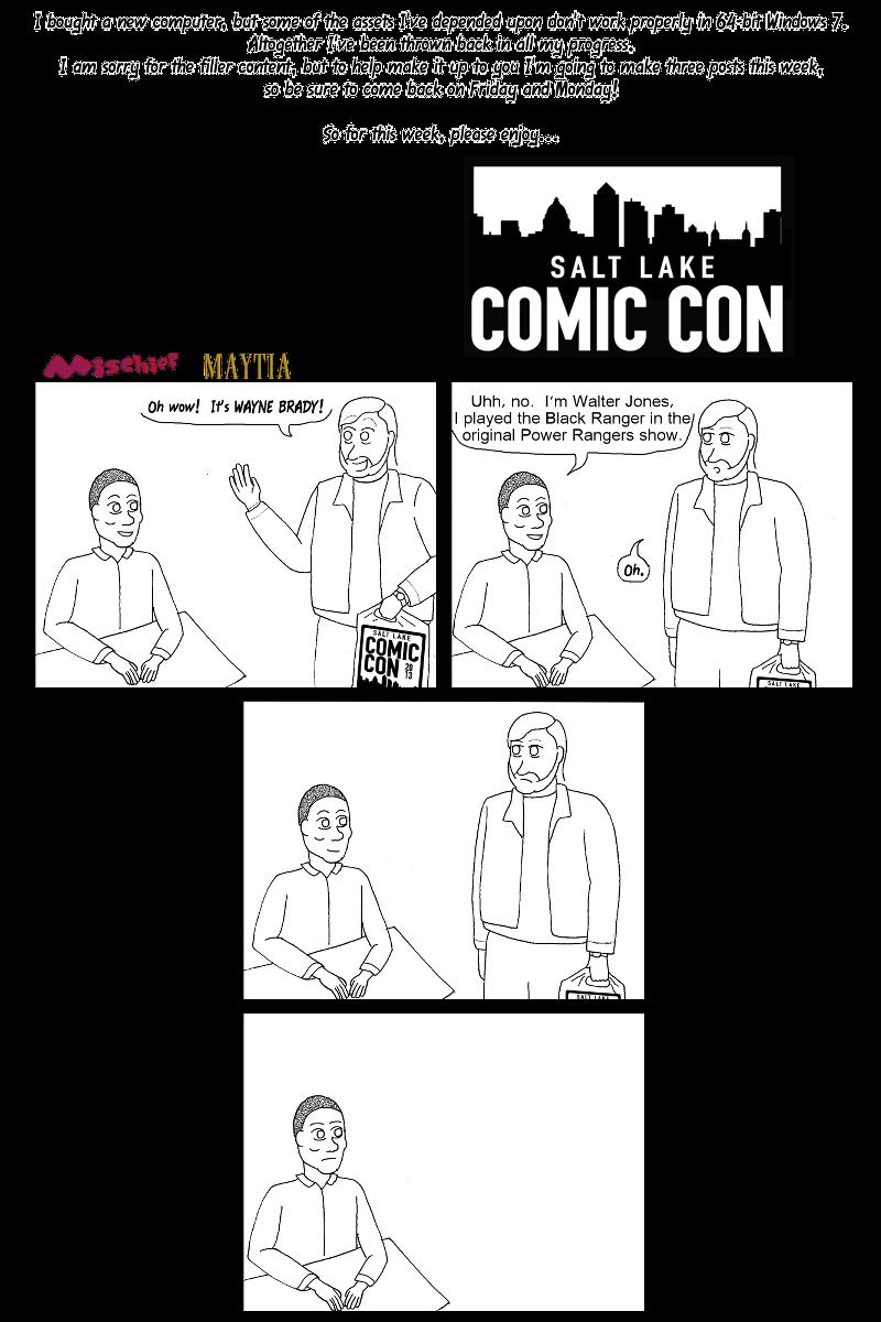 Filler – Comic Con 01