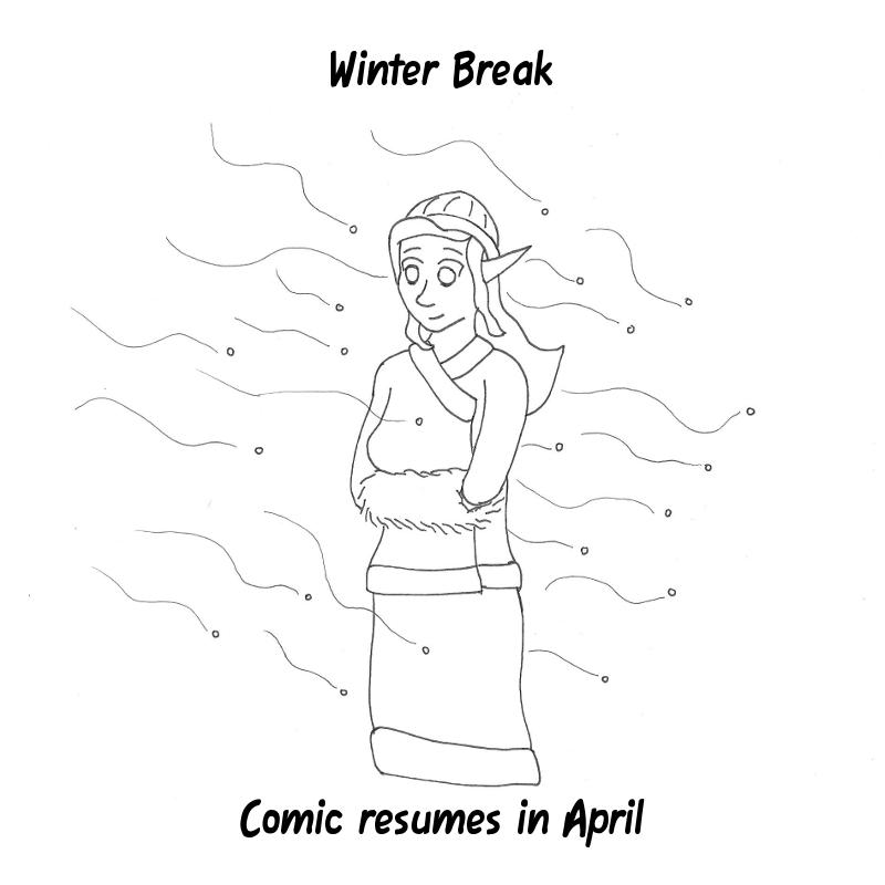 Filler – Winter Break